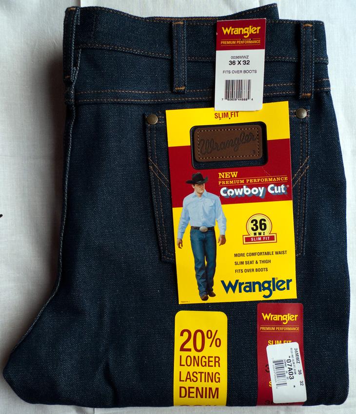купить джинсы Wrangler 5